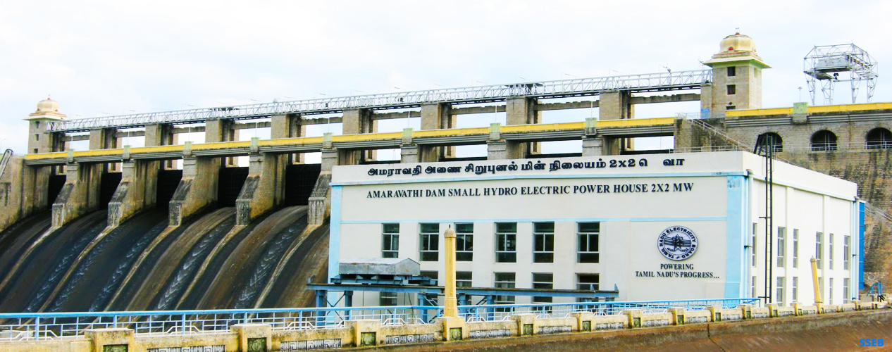 Amarvathy Dam Project SSEB